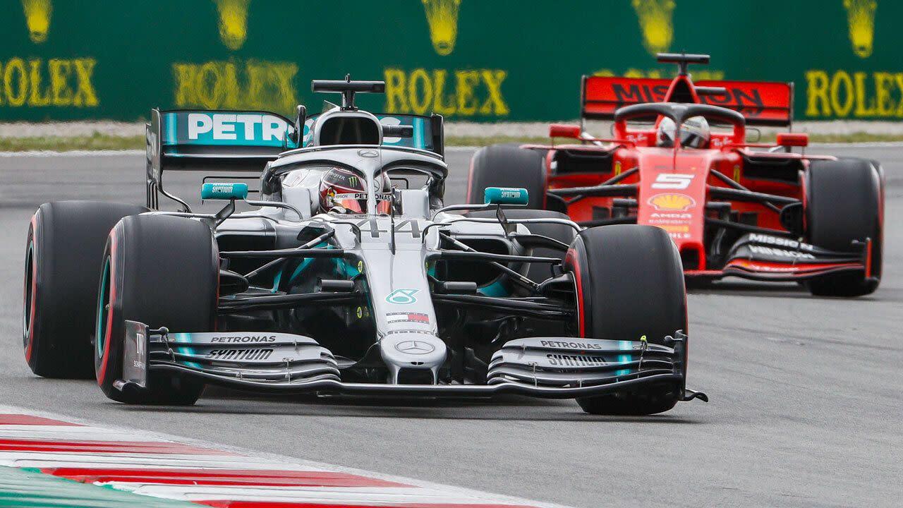 'We have agreed': Mercedes' staggering Hamilton-to-Ferrari revelation