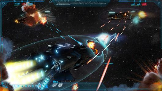 Enterprising starfleet RPG The Mandate secures $700K in crowdfunding