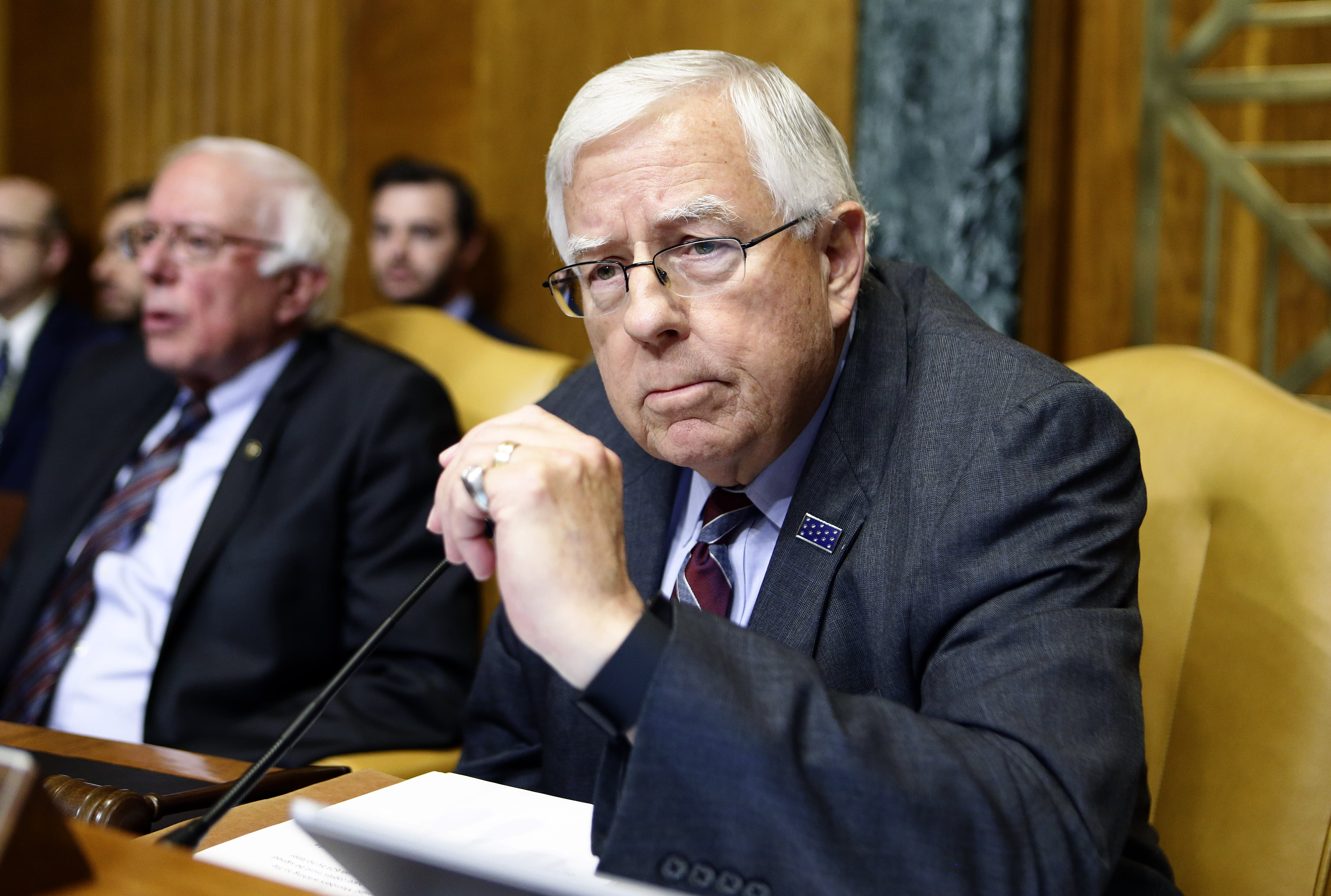 Senate Committee Approves Budget Reforms
