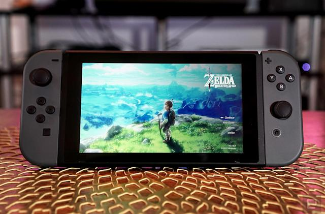 Nintendo's upgraded Switch may use NVIDIA DLSS for 4K gaming