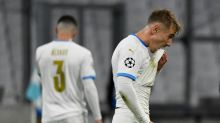 Marseille slump to record 13th straight Champions League defeat