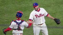 Phillies Notebook: Sans J.T. Realmuto, Andrew Knapp's hot bat even bigger