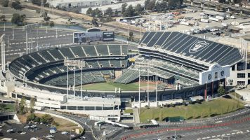 Raiders are weeks away from being homeless