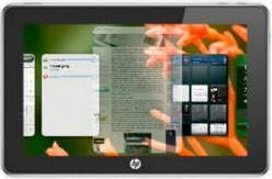 HP confirms webOS tablet for 'early 2011'