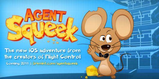 GDC 2011: Firemint's Agent Squeek
