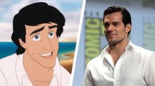 Disney fans want Henry Cavill for The Little Mermaid