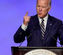 After rocky start, Joe Biden launches his presidential campaign
