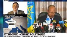 """Éthiopie : """"Le Premier ministre a réalisé que la situation est devenue ingérable"""""""
