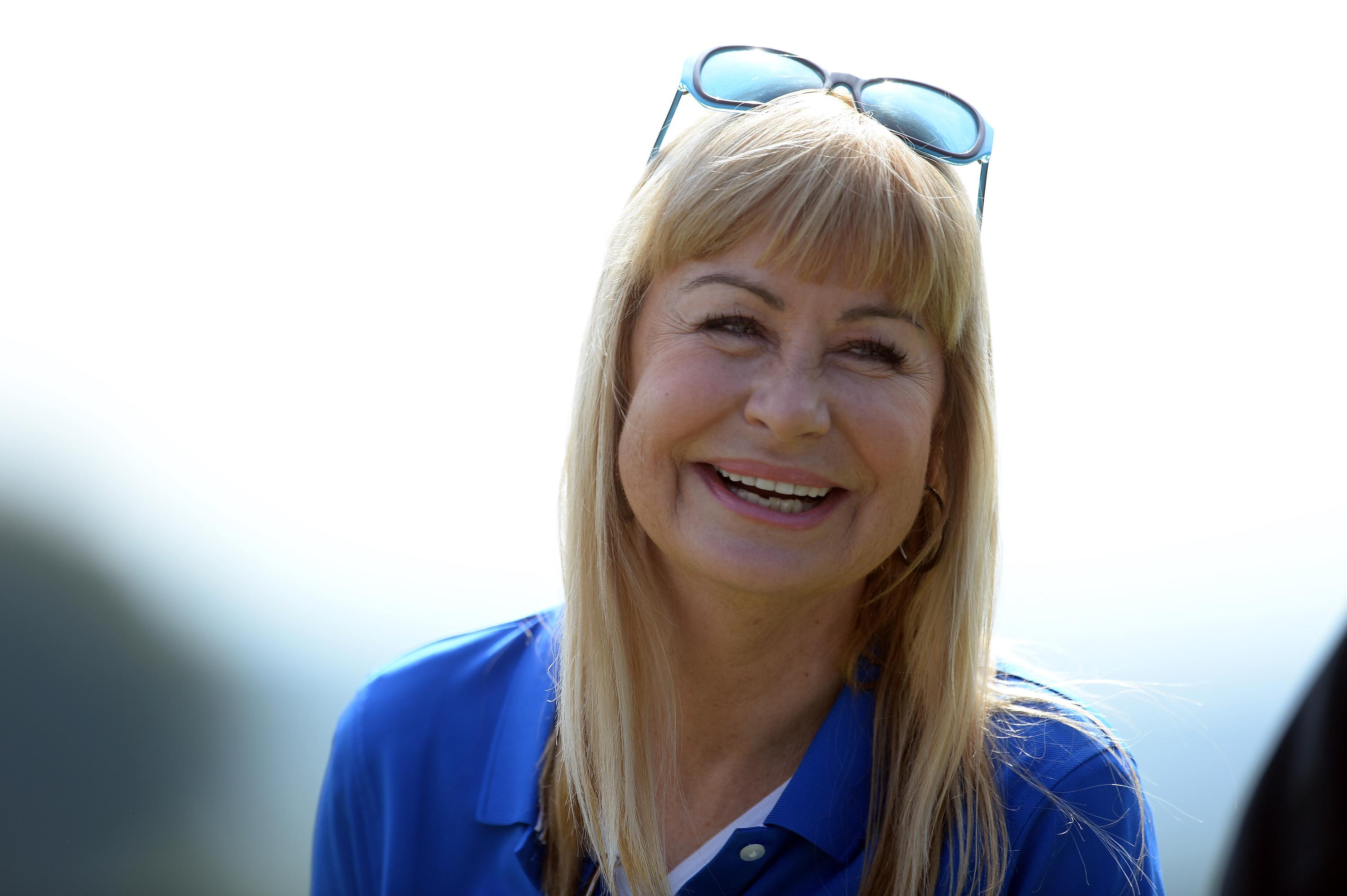 Sian Lloyd 'mortified' after causing offence with hollocaust reference