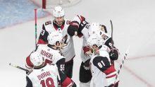 Coyotes hold off Predators 4-3 in series opener