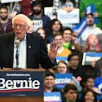 Sanders campaigns in Texas, as he heads to Nevada