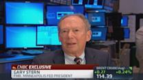 Gary Stern: Yellen right on inflation