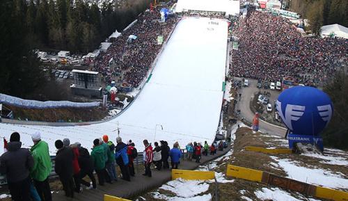 Skispringen: Kulm-Skifliegen kehrt in den Weltcup-Kalender zurück