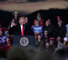 Trump praises Gianforte, recounting his assault on reporter
