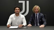 Juventus oficializa a contratação de Weston McKennie