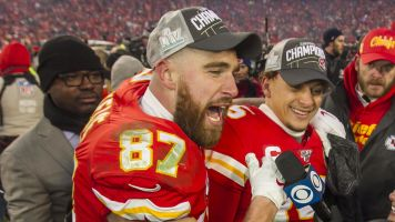 Wanna bet? Chiefs are slight Super Bowl favorites