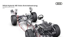 All-New Audi A8 to have Electrified Powertrain