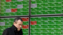 Stock markets rise but sterling hit by vote uncertainty