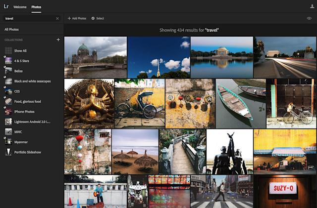 Adobe lets you try new Lightroom features before they're released