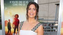 Mandy Moore Is the New Face of Fossil Watches -- See the Pics!