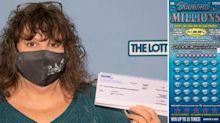 Woman 'in a hurry' throws away winning $1.2m lottery scratchie