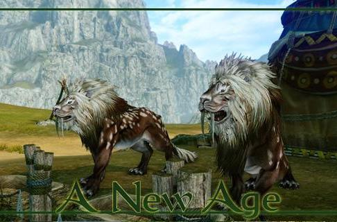 The Stream Team:  Snagging your first mount in ArcheAge