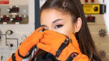 Ariana Grande Dresses Up as an Astronaut During NASA Space Center Visit — and Plays Her Song 'NASA'