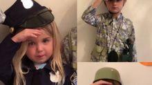 Vanessa and Donald Trump Jr.'s kids have very patriotic Halloween costumes