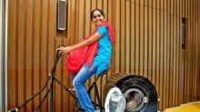 Niña de 14 años diseña una lavadora económica para los más necesitados ¿Cómo crees que funciona?