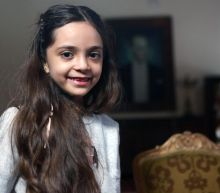 'War won't stop us' vow Syria child victims Bana, Abdel