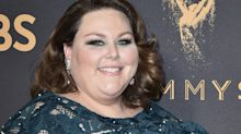 Chrissy Metz proves you shouldn't be afraid of green eyeshadow