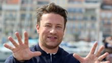 Celebrity chef Jamie Oliver serves time on restaurants