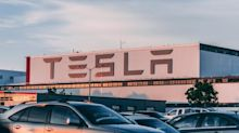 Tesla's 500,000-Vehicle Target In Question After Company Shuts Factories