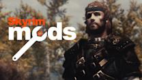 Top 5 Skyrim Mods of the Week - Thor Hammers Metal Gears