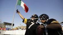 NFL will keep playing games in Mexico through 2021