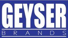 Geyser Brands bolsters management team
