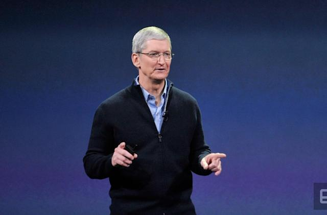 Tim Cook says Apple is working on 'autonomous systems'