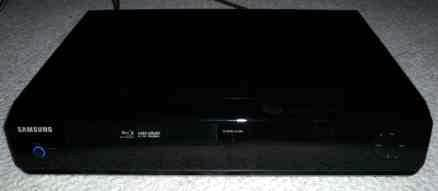Samsung's BD-UP5000 HD DVD / Blu-ray combo player gets previewed