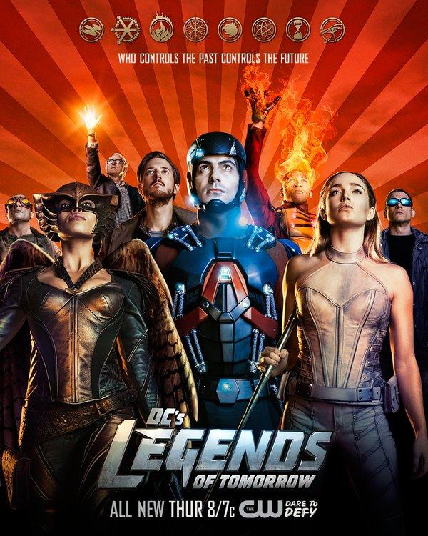 Legends of Tomorrow' Season 1, Episode 6 Live Stream: Watch