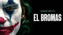 'El Bromas', el cartel falso de Joker que desata las burlas por las traducciones de películas en España