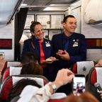 """The Pope Officiated a Wedding on a Plane: """"He Told Me It's Historic"""""""