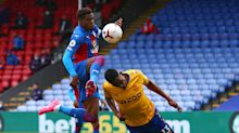Wilfried Zaha enjoying 'freedom' of new forward role at Crystal Palace