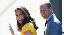 Kate Middleton and Prince William Are Reportedly Vacationing in Mustique With Their Kids