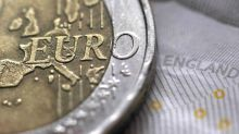 Euro steady as ECB ends bond purchases, pound gains
