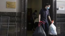China's consulate in Houston cleared out ahead of eviction