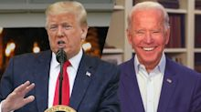 Trump tells Fox News to 'fire their Fake Pollster' after network reports him 8 points behind Biden