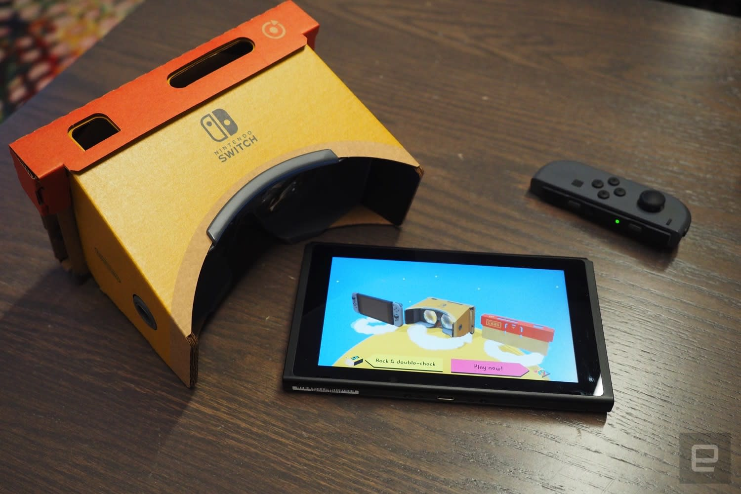 Nintendo Labo VR review: Cute, cardboard and kinda boring