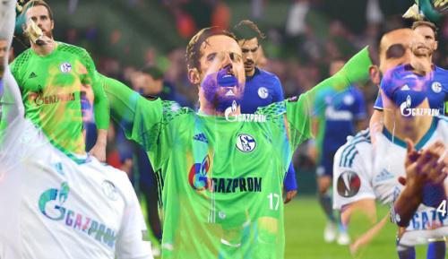 Europa League: Ein Visagist für Kapitel neun