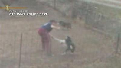 Police Say Dog Beating Caught On Tape