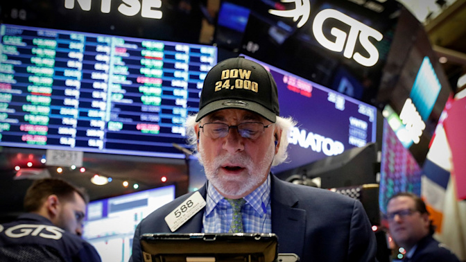 US futures rise as investors look to data; tax overhaul concerns linger